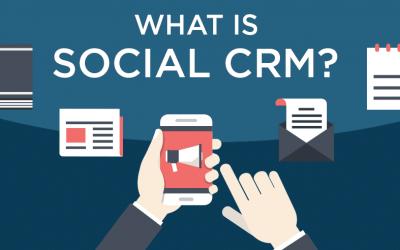 Bắt đầu với Social CRM